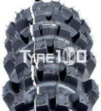 Dunlop 80/100 -21 TT D952F  Dunlop 51M