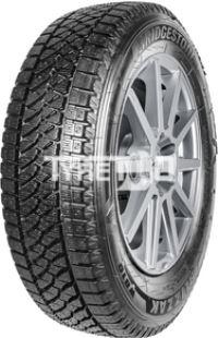 Bridgestone 215/65 R16 C Blizzak W810  Bridgestone 109/107R 8 PR