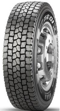 Pirelli 315/80 R22,5 (+) 3PMSF TR:01 II 0 Pirelli 150/156L 156/156