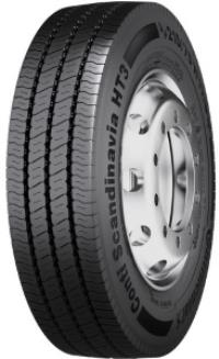 Continental 235/75 R17,5 M+S 3PMSF CONTISCANDINAVIA HT3  Continental 141/143K 143/143