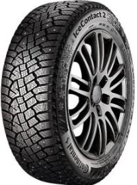 Continental 215/55 R16 M+S STUDDED 3PMSF ICECONTACT 2  Continental 97T