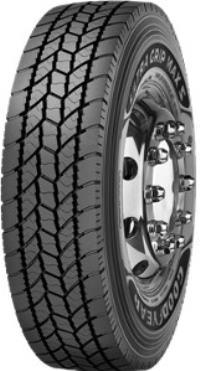 Goodyear 385/55 R22,5 M+S LRL 3PMSF ULTRAGRIP MAX S 0 Goodyear 158/160K 160/160