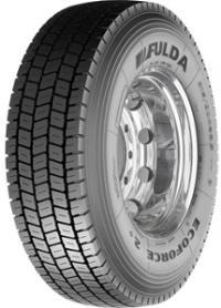 Fulda 295/80 R22,5 M+S 3PMSF ECOFORCE 2+  Fulda 148/152M 152/152
