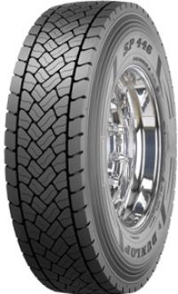 Dunlop 215/75 R17,5 C SP 446 M+S LRF 3PMSF 0 Dunlop 124/126M 126/126 12 PR
