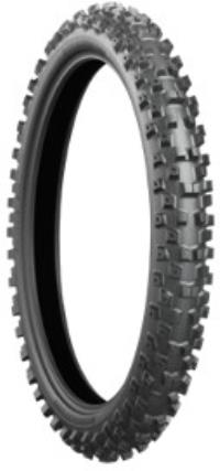 Bridgestone 80/100 -21 TT NHS BATTLECROSS X20 F CROSS SOFT M/C Bridgestone 51M