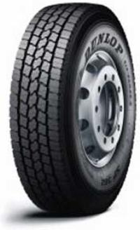 Dunlop 315/80 R22,5  M+S 18PR SP362  Dunlop 156/150K 154/150 18 PR