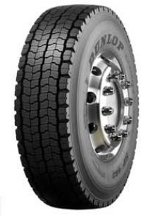 Dunlop 315/80 R22,5  M+S 3PMSF 18PR SP462  Dunlop 156/150L 154/150 18 PR
