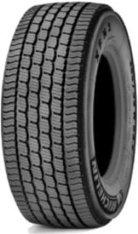 Michelin 385/55 R22,5  Lenkachse XFN2 Antisplash  Michelin 160K