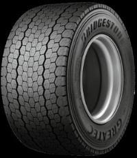 Bridgestone 495/45 R22,5  M709 Ecopia  Bridgestone 169M
