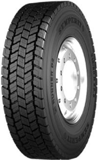 Semperit 215/75 R17,5 M+S 3PMSF RUNNER D2  Semperit 124/126M 126/126