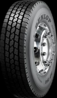 Dunlop 295/80 R22,5  M+S 16PR SP362  Dunlop 152/148L 16 PR