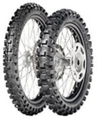 Dunlop 70/100 -10 TT GEOMAX MX3S  Dunlop 41J
