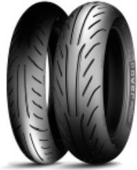 Michelin 120/70 -12 POWER PURE SC F/R  Michelin 51P