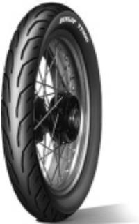 Dunlop 2,50 -17 TT TT900  Dunlop 43P
