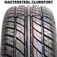 Mastersteel 155/70 R13  Clubsport  Mastersteel 75T